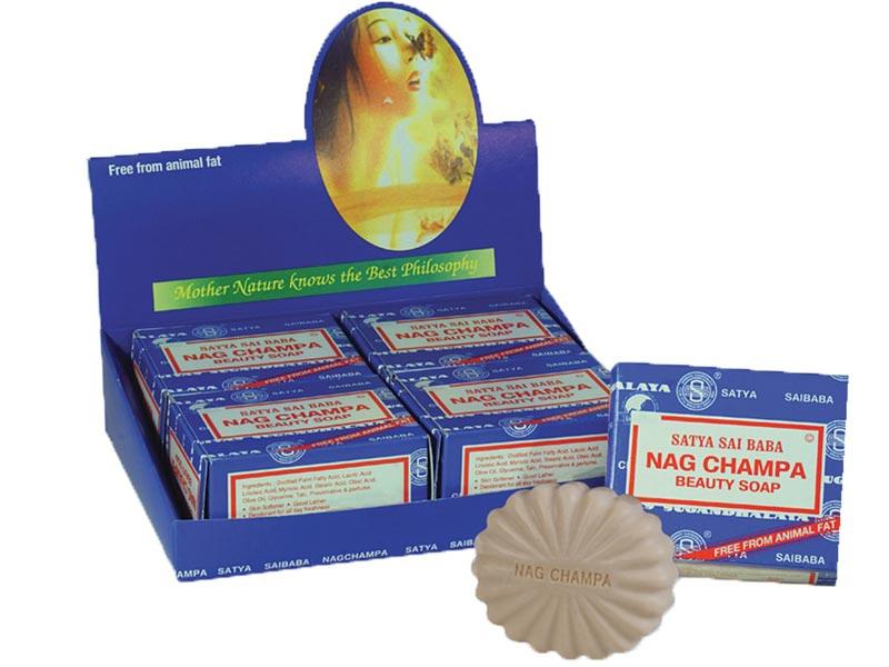 75 gm Satya Nag Champa Beauty Soap