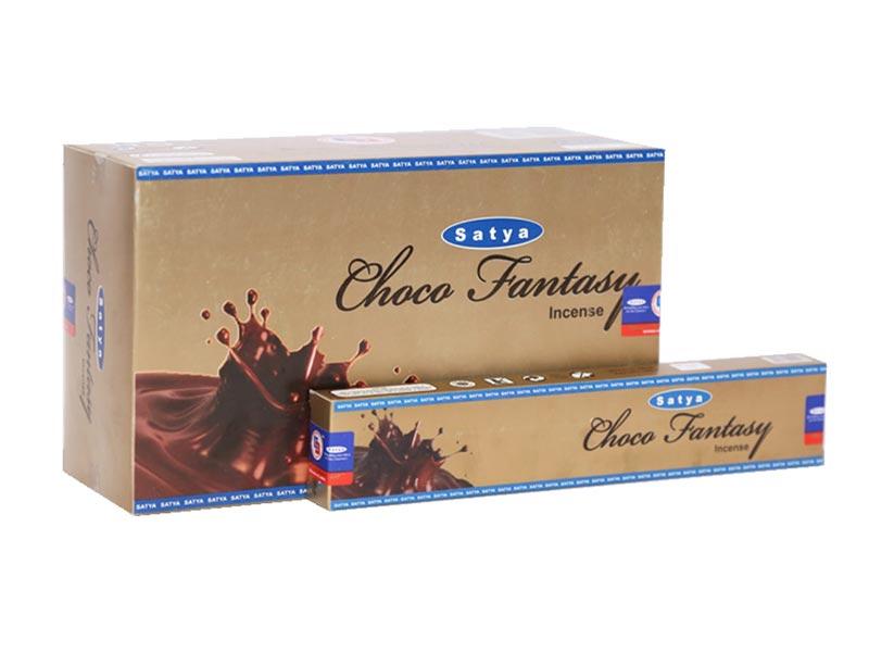 Satya Choco Fantasy Incense Sticks
