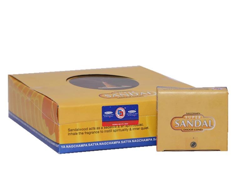 Satya Super Sandal Dhoop Cone