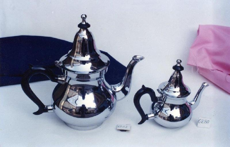 Metal Teapot 01