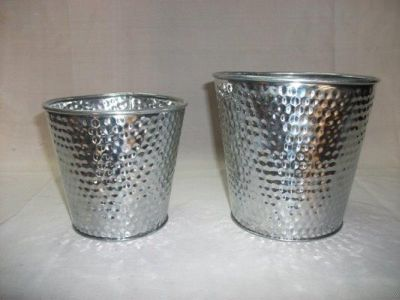 Zinc Bucket 02