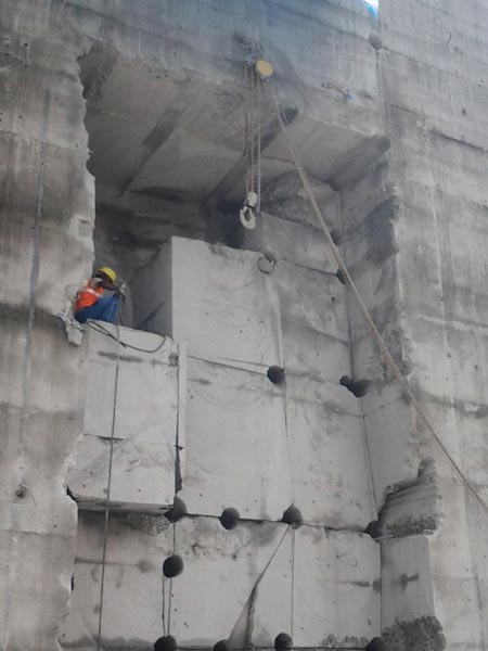 Concrete Demolition
