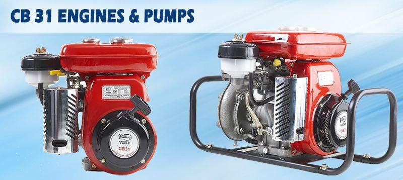 CB 31 Engine Pumpset