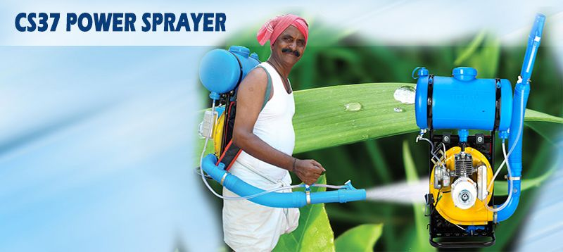 CS37 Power Sprayer
