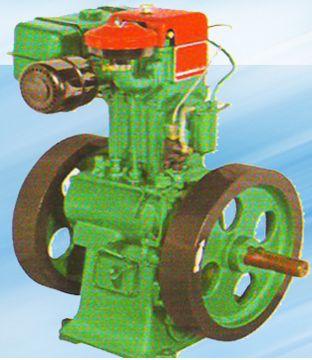 Lister Type Diesel Engine Pumpset 02