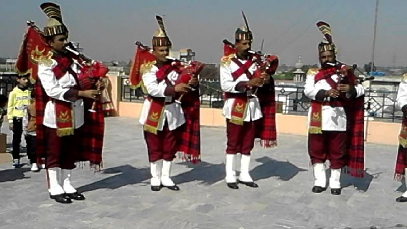 Pipe Band Service 03