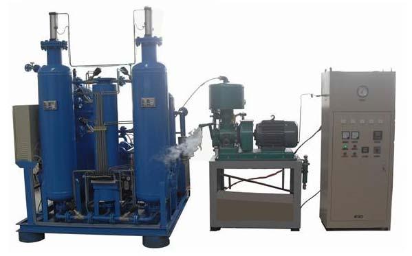 Liquid Nitrogen Generator (10L /HR)