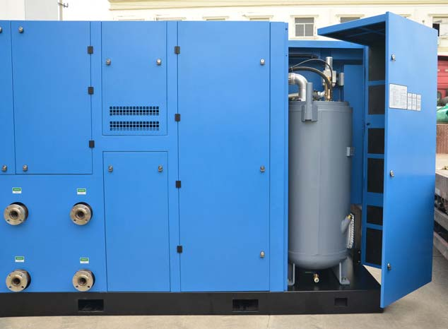 High Pressure Screw Compressor (TP110G/TP132G/TP160G)