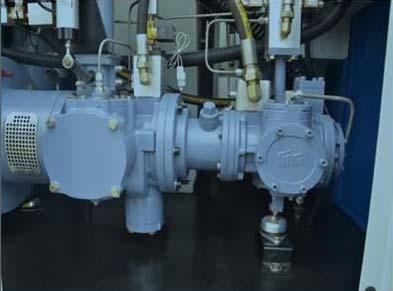 High Pressure Screw Compressor (TP37G)