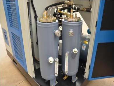High Pressure Screw Compressor (TP45G)
