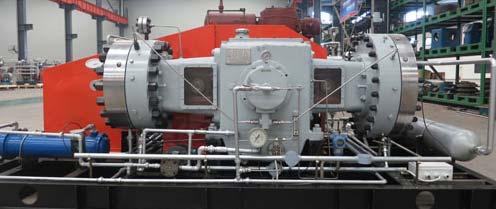 Oxygen Compressor (GD-120/5-200)