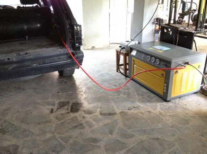 CNG Filling Compressor (TP5)