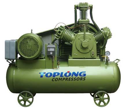 Bottle Blowing Air Compressor (HW-0.8/40 40 Bar)