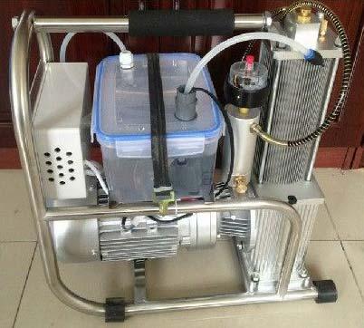 High Pressure Air Filling Pump (HQ-0.03/300)