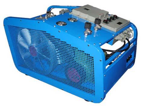 Nitrogen Compressor (BW12/18/24H2)