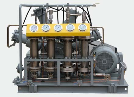 Oil Free CO2 Carbon Dioxide Compressor