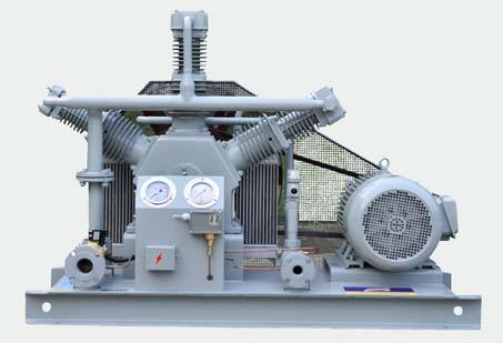 Oil Free Nitrogen Booster (VW-30/4-25)