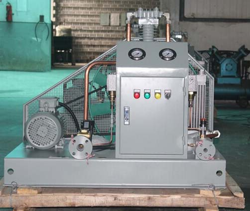 Oil Free Nitrogen Booster (ZW-10/4-12)