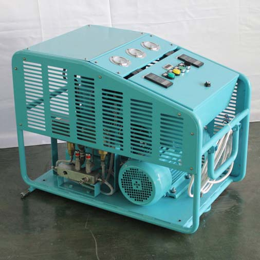 Oil Free Oxygen Compressor (GOW-3/4-150)