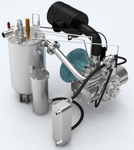 Oil Free Screw Air Compressor (TP45BV/TP55BV/TP75BV)