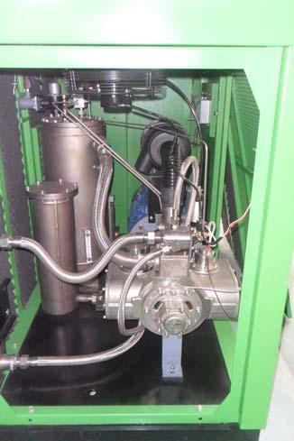Oil Free Screw Air Compressor (TP22BV/TP30BV)