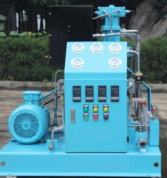 Oxygen Compressor Booster (GOW-10/4-150)