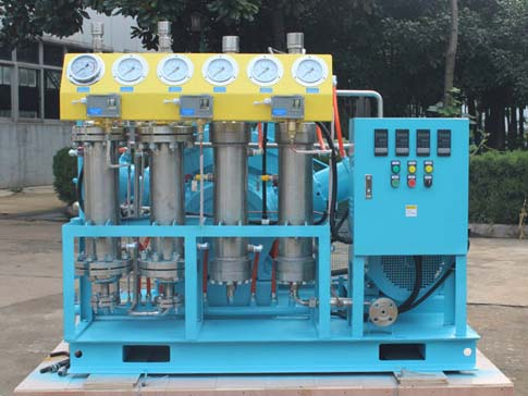 Oxygen Compressor Booster (GOW-100/4-150)