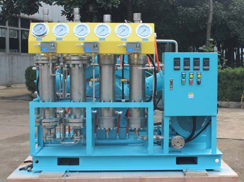 Oxygen Compressor Booster (GOW-120/4-150)
