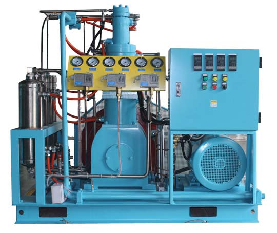 Oxygen Compressor Booster (GOW-20/4-150)