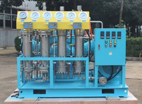 Oxygen Compressor Booster (GOW-50/4-150)