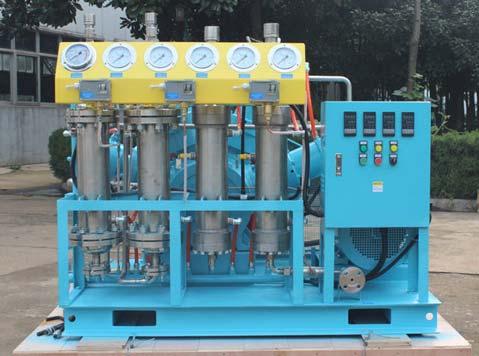 Oxygen Compressor Booster (GOW-60/4-150)