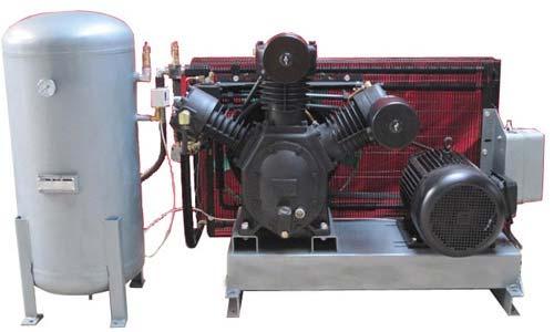 Pet Bottle Blowing Air Compressor (PT-1.0/30)