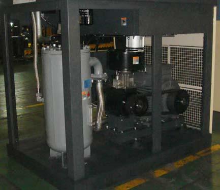Screw Compressor (XL-75A/100A)