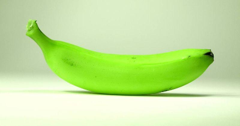 Fresh Green Banana 01