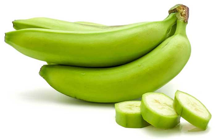 Fresh Green Banana 03
