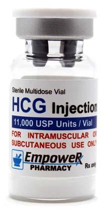Human Chorionic Gonadotropin Ovidac Injections