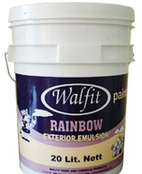 Rainbow Exterior Emulsion Paint