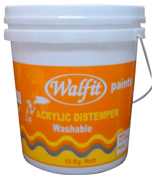 Washable Acrylic Distemper