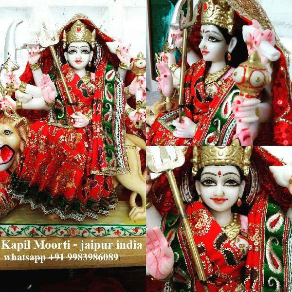 Amba Gauri Mata Statue 03