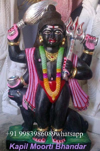 Bhairav Statue 02