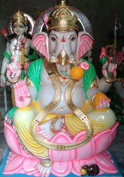 Ganesha Statue 03