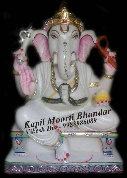 Ganesha Statue 05