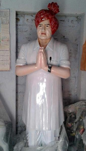Marble Human Statue 01