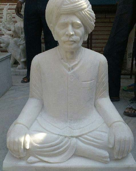 Marble Human Statue 03