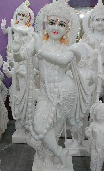 Radha Krishna Statues 03