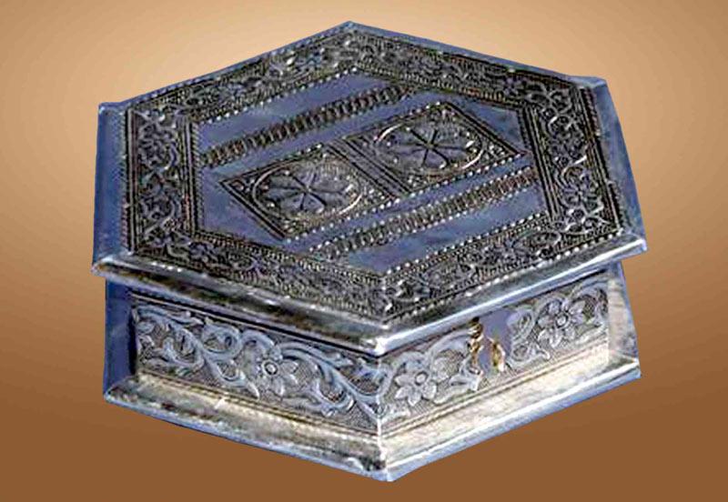 Oxidize Dry Fruit Box