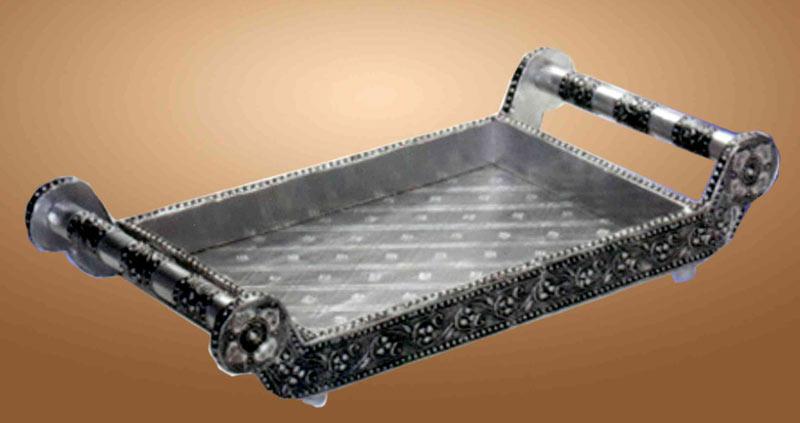 Oxidize Serving Trays