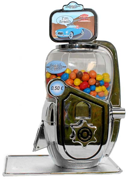 Single Head Candy Vending Machine