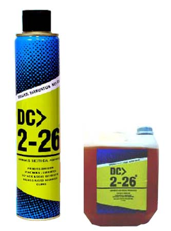 Metal Degreaser (DC 2-26)