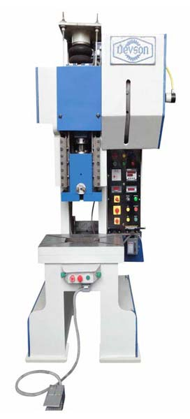 C Frame High Speed Pneumatic Power Press,C Frame High Speed ...